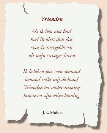 Verbazingwekkend Dit gedichtje kreeg ik van mijn peet tante :) | Evert & Demelza SF-72